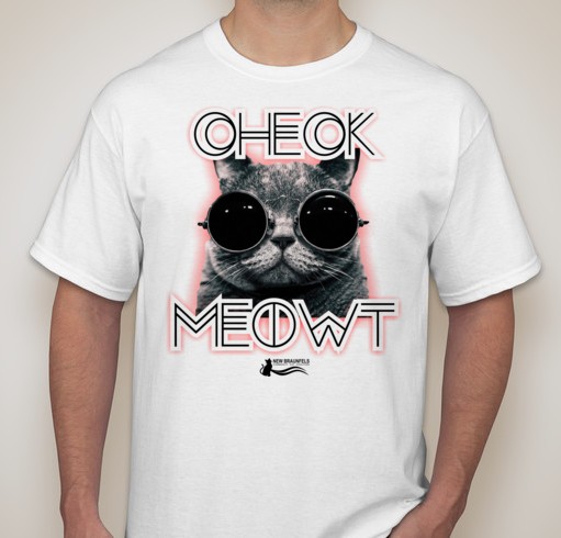 Check Meowt Unisex Shirt